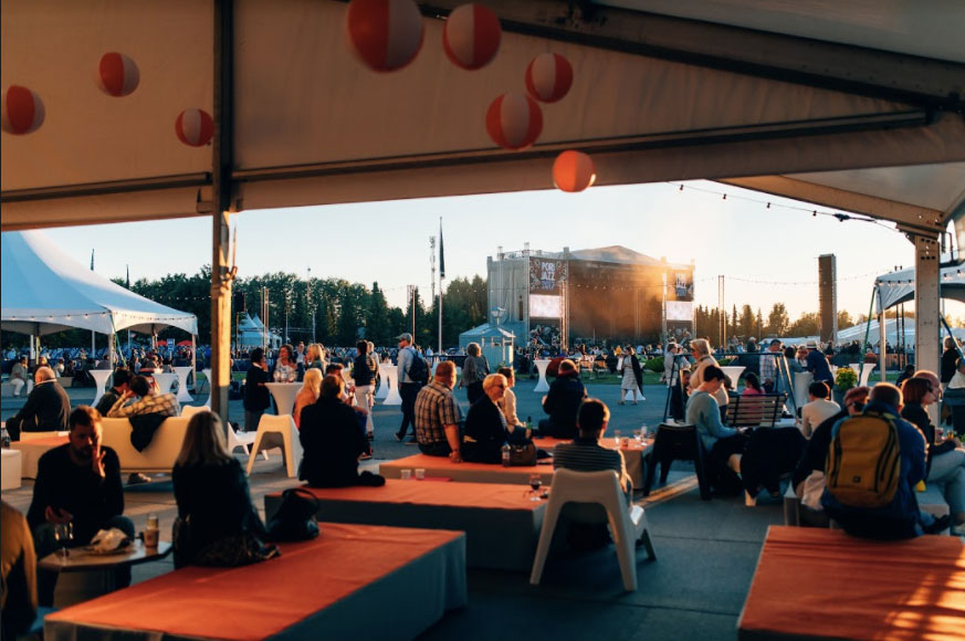 Pori Jazz Lounge - Pori Jazz Festival